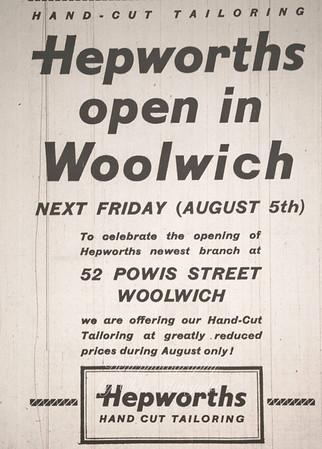 1960 Kentish Independent advert