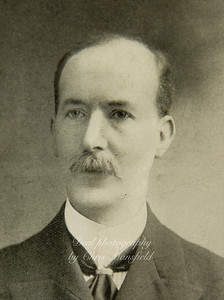 Mayor The Rev' Lewis Jenkins Jones 1903 - 1905  two terms