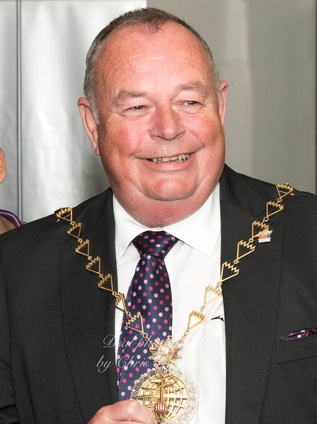 Mayor Peter Brookes 2017 - 2018