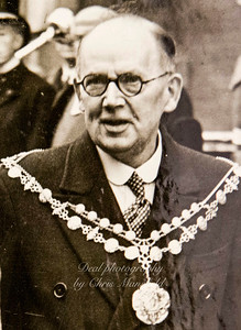 Mayor James Newman,  1923 - 1925   two terms