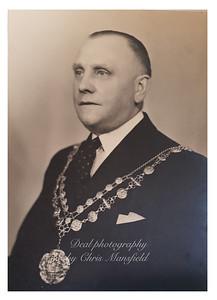 Mayor Ernest Brown 1942 - 43
