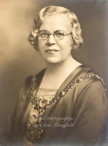 Mayor Gertrude Walters 1930-1931