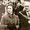 Mayor James Newman 1951-52  with Princess Margaret