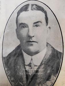 Mayor Sidney H Cuff 1910 - 1913