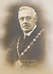 Mayor James Turnbull 1921-1923.  served 2 terms
