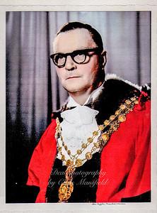 Mayor Nicholas George Burbridge 1957 - 1958