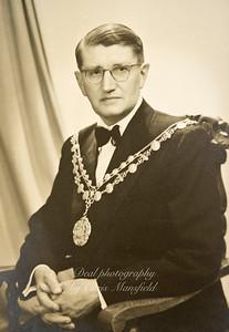 Mayor J.W.Andrews 1954-1955
