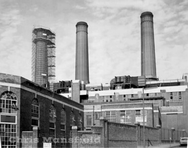 Late 1977-78  Woolwich Power station