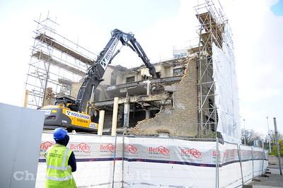 April 16th 2008 .. Demolition