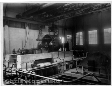 1937 Woolwich Power Station