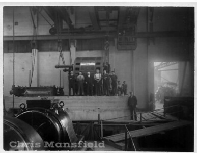 1937.. Woolwich Power station