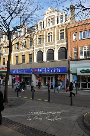 Jan' 30th 2009.. WH Smith, Powis street