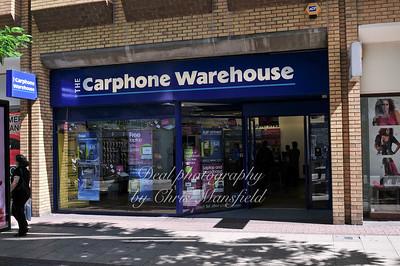July 14th 2008.. Carphone Warehouse