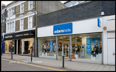 Feb 7th 2009..Adams Kids (97-99) Powis street