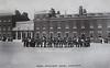 Old Postcard, Royal Artillery Band