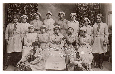 1919 WW1 Munitions workers