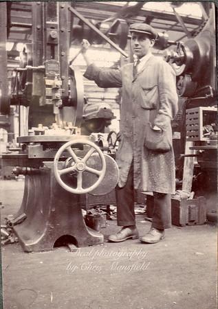 Arsenal worker