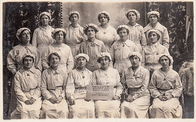 WW1 Shell shop workers