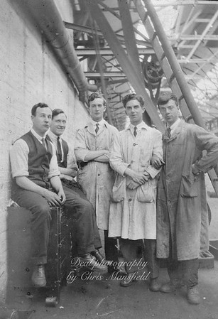 Stanley Thomas Howey .  ( on the right hand side )