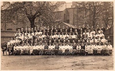 WW1 Arsenal workers ?