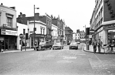 Approx' 1960 Thomas street.