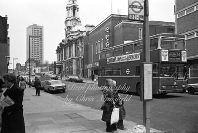 March 1980..  Wellington street