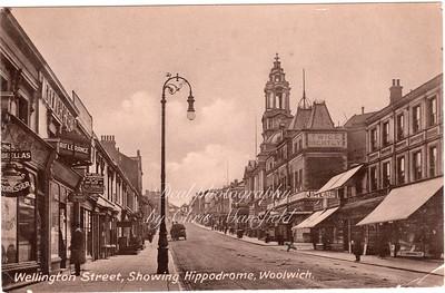 Approx'  1915-1920 ish..  Wellington street