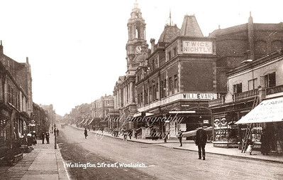 Wellington street , approx' 1910