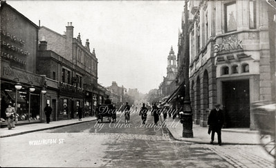 1910-1912 Wellington street postcard