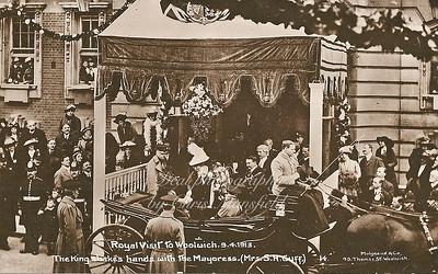 Royal Visit april 1913