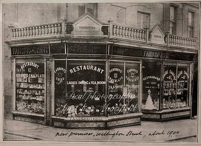 Approx' 1900.. 94 Wellington street