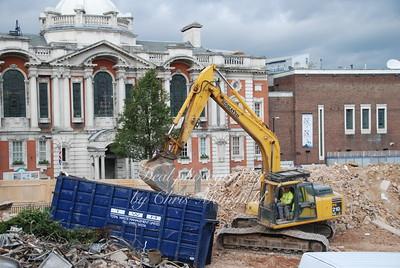 8th November 2007 ..  Town Hall