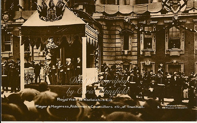 Mayor Sidney H Cuff served three terms  1910 - 1913