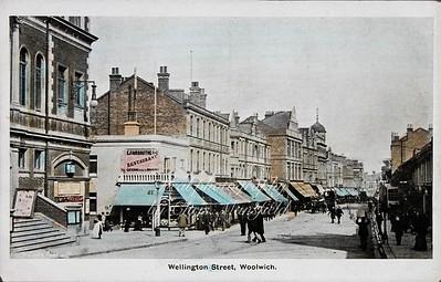Approx' 1904, Wellington st