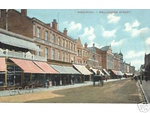 Approx' 1900-1910.. Postcard of Wellington street