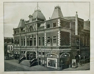 1900-1902 .  The Woolwich Grand Theatre