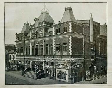 Wellington street & Town hall