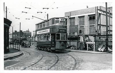 1952  Woolwich high street
