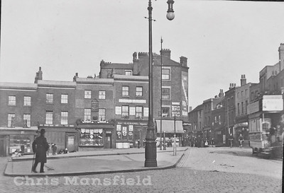 Early 20th century .. Market Hill