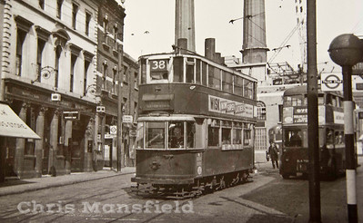 Approx late 1940s .. Woolwich high street