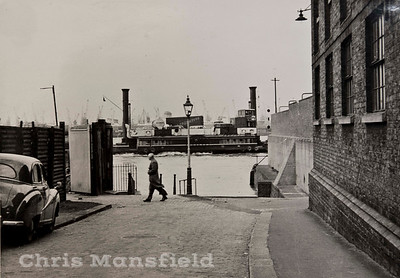 Approx' 1960 . Bell Water Gate