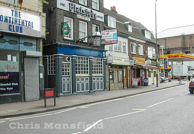 2002. Woolwich high street