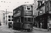 Mid to late 1940s.  Woolwich high street