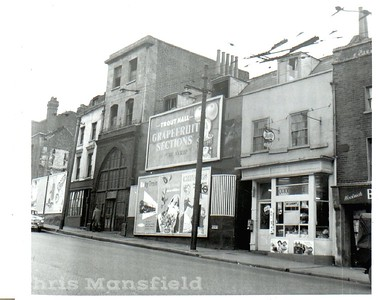 Mid 1950s .. Woolwich high street