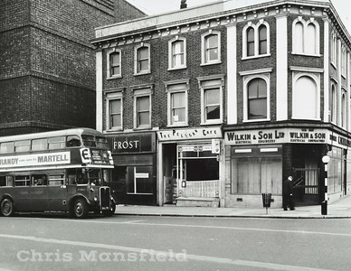 Approx' 1960 ??   Woolwich high street