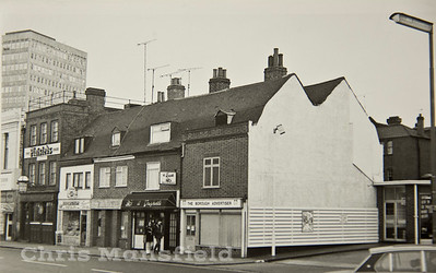 Approx' 1970 .. Woolwich high street