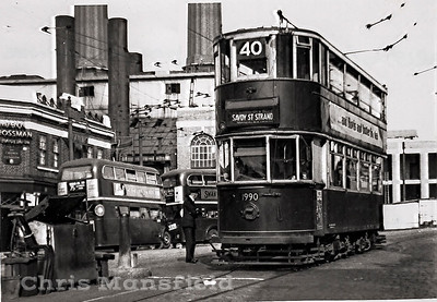 Late 1940s Woolwich high street