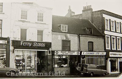 Approx' 1975 .. Woolwich high street