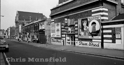 Approx' 1980... Woolwich new road