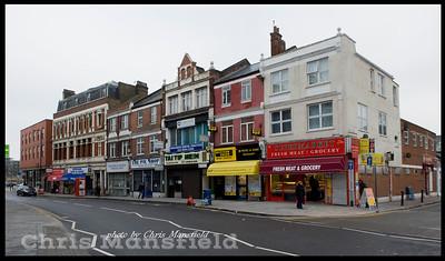 Feb' 7th 2009 . Woolwich New road